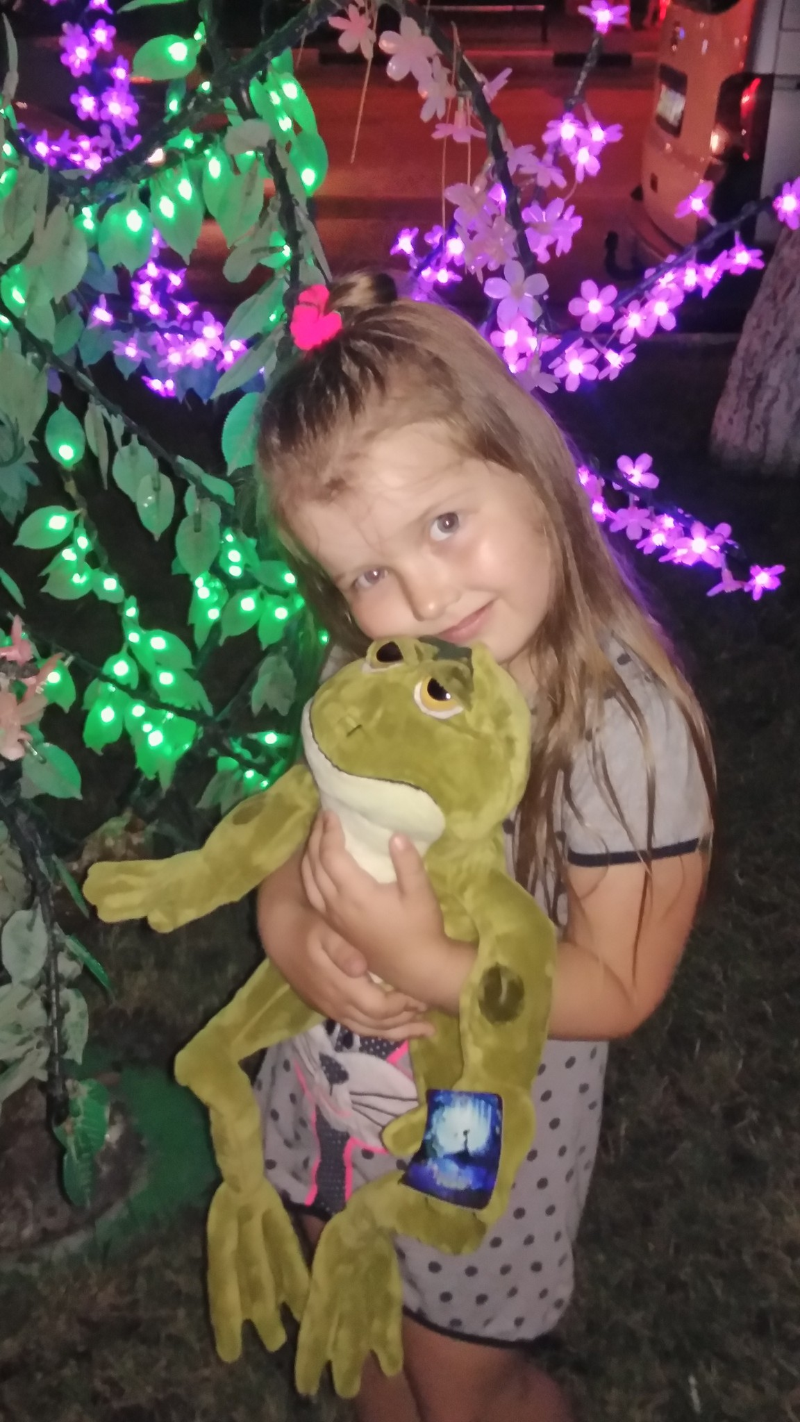 Астраханцева Полина, 5 лет
