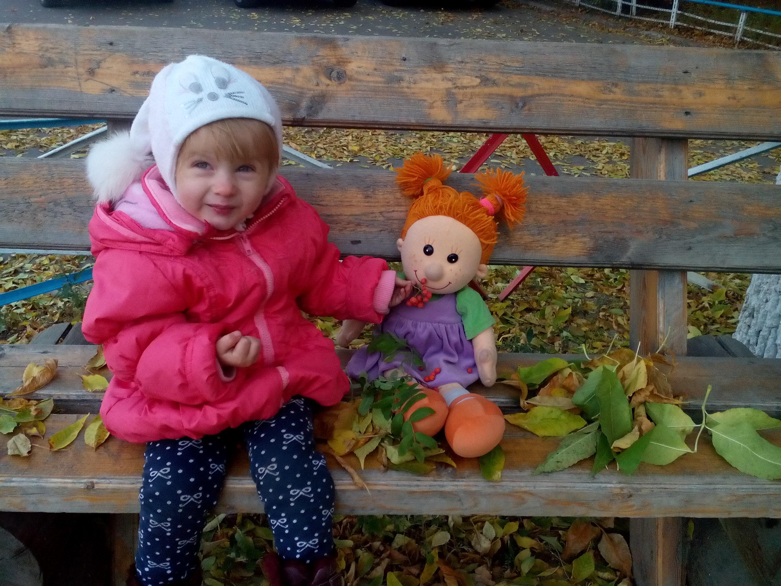 Мазурина Алиса, 4 года